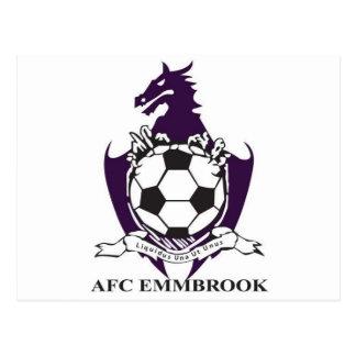 AFC Emmbrook ポストカード