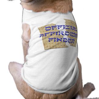 Affikomenの公式のファインダー ペット服