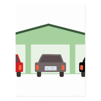 Affluenza車 ポストカード