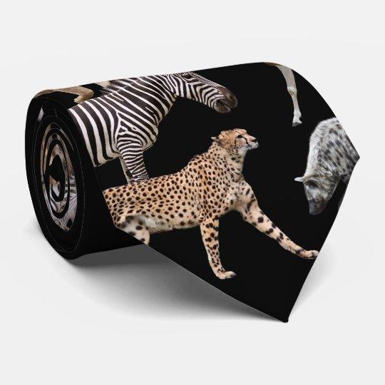 African Animals ネクタイ