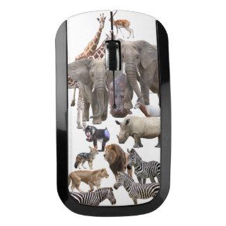 African Animals ワイヤレスマウス