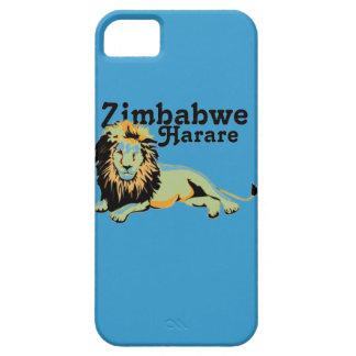 Africankokoのカスタムハラレ。 ジンバブエ iPhone SE/5/5s ケース