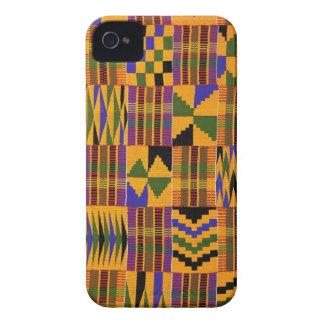 AfricankokoのカスタムKwanzaa Case-Mate iPhone 4 ケース