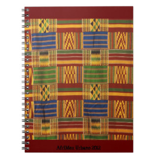 AfriMex Urbano Kenteのノート ノートブック