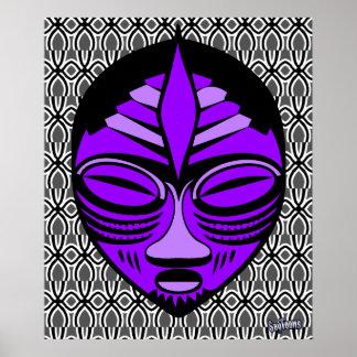 Afroid ポスター