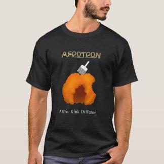 Afrotron: 違うなよじれ tシャツ