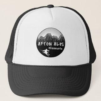 Aftonのアルプスのミネソタのスキーヤー キャップ