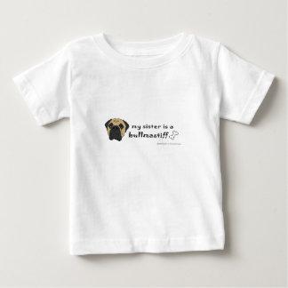 ag5 bullmastiff ベビーTシャツ