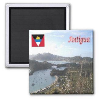 AG -アンチグアバーブーダ-アンチグア マグネット