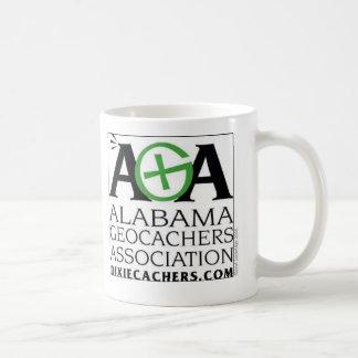 AGAアラバマGeocachers連合のマグ コーヒーマグカップ