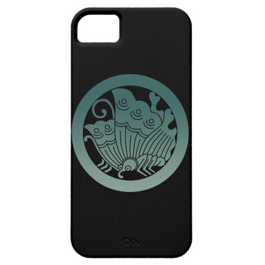 Agehacho gradation 1 iPhone SE/5/5s ケース