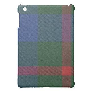 Agnewの古代タータンチェックのiPadの場合 iPad Miniカバー