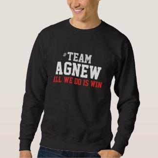 AGNEW家族のプライドのスエットシャツ スウェットシャツ