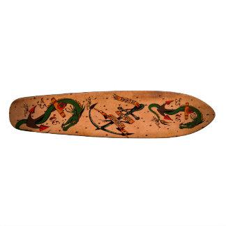 Agorables著不名誉の前の死 スケートボード