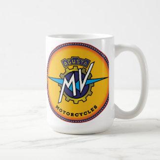 agustaのオートバイの印 コーヒーマグカップ