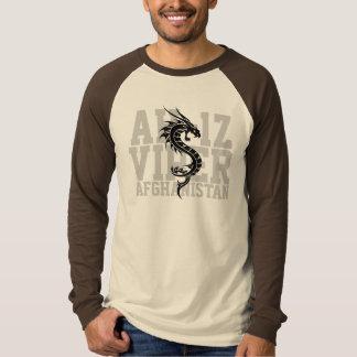 AH-1Zの毒蛇のアフガニスタンのlongsleeveのTシャツ Tシャツ