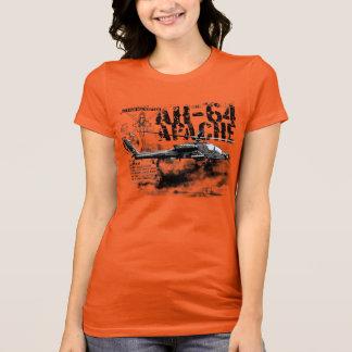 AH-64アパッシュの女性のBellaお気に入りのなジャージーのTシャツ Tシャツ