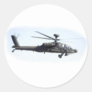AH-64アパッシュ ラウンドシール
