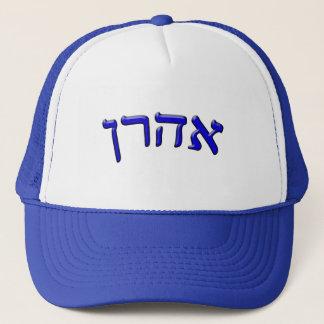 Aharon、Ahron、アーロン- 3d効果 キャップ