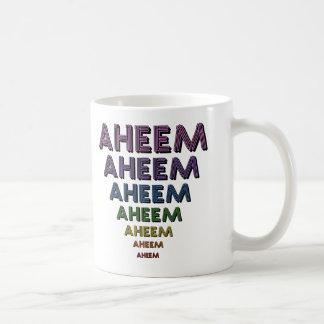 Aheem コーヒーマグカップ