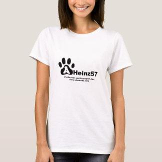 AHeinz57 PawprintのTシャツ Tシャツ