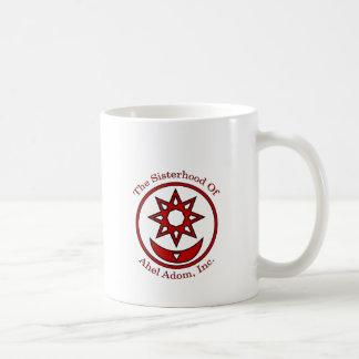 Ahel Adomの姉妹関係 コーヒーマグカップ