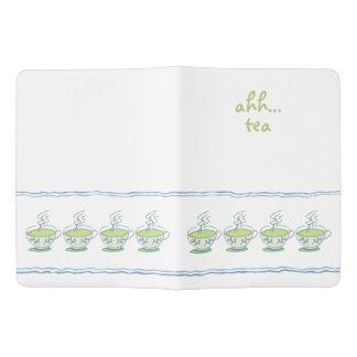 Ahh…茶 エクストララージMoleskineノートブック