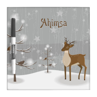 Ahimsaの休日 ホワイトボード