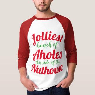 Aholesの最も愉快な束精神病院のこの側面 Tシャツ