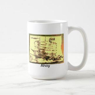 Ahoyマグ コーヒーマグカップ