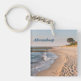 Ahrenshoopのビーチ キーホルダー