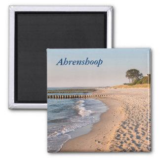 Ahrenshoopのビーチ マグネット