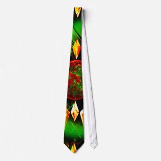 AHZによる精神のダンスのタイ オリジナルネクタイ