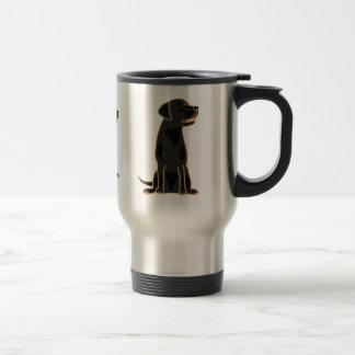 AI-英国のラブラドル・レトリーバー犬のタンブラー トラベルマグ