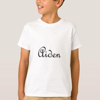 Aiden Tシャツ