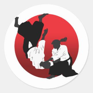 Aikido ラウンドシール