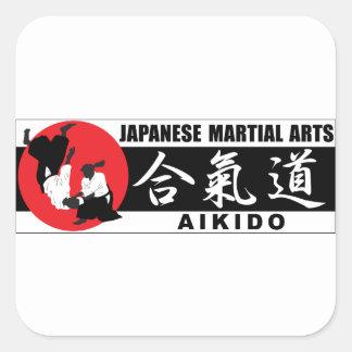 Aikido 2 スクエアシール