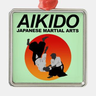 Aikido 3 メタルオーナメント