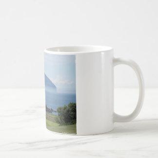 AilsaクレイグのTurnberryの灯台 コーヒーマグカップ