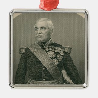AimableジーンジェイクスPelissier Duc de Malakof メタルオーナメント