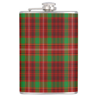 Ainslieのスコットランド人のタータンチェック フラスク