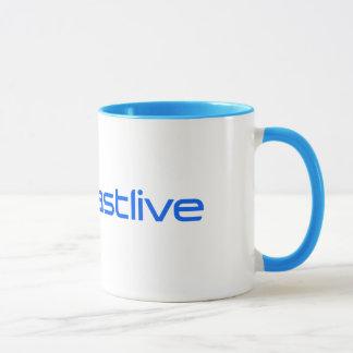 AirCastLiveのコーヒー・マグ マグカップ