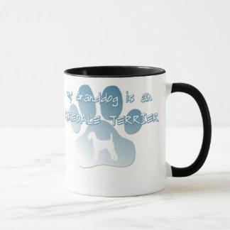 AiredaleテリアのGranddogのマグ マグカップ