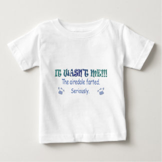 Airedale ベビーTシャツ