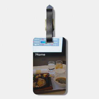 Airline-Meal Luggage Tag / Asiana Airline ラゲッジタグ