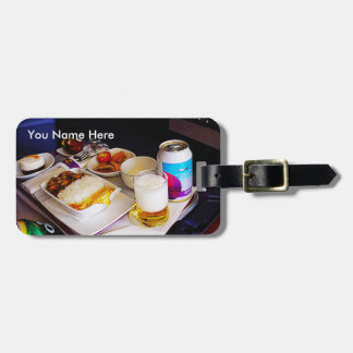 Airline-Meal Luggage Tag / Thai Airways ラゲッジタグ