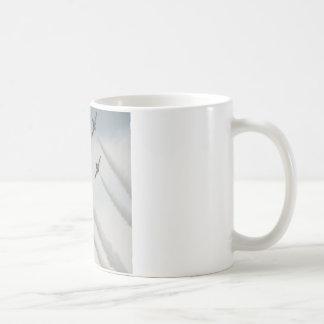 airshowの平らな構成 コーヒーマグカップ