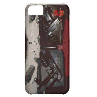 airsoft iPhone5Cケース