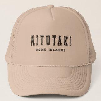 Aitutakiのクック諸島 キャップ