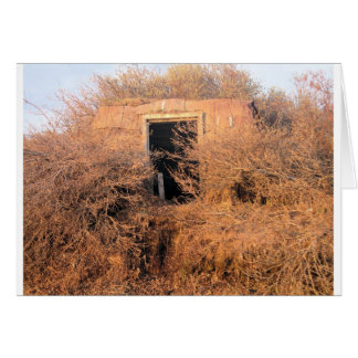 Akのツンドラ掘っ建て小屋 カード